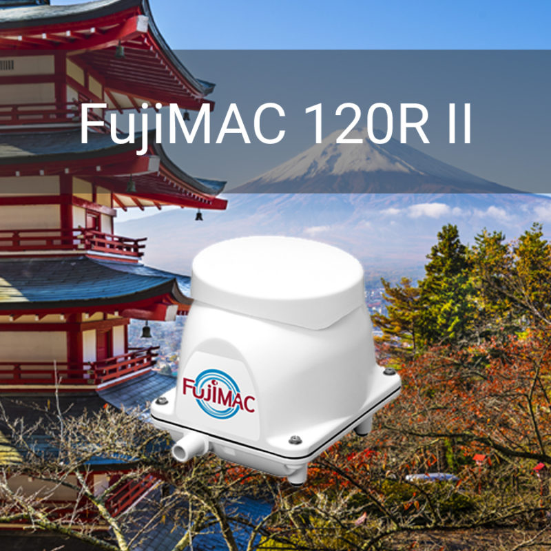 FujiMAC Air Pumps made in japan built to last