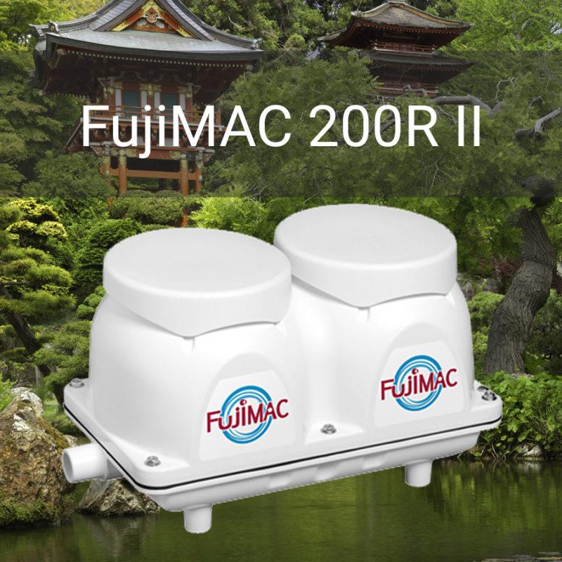 FujiMAC Air Pumps made in japan built to last